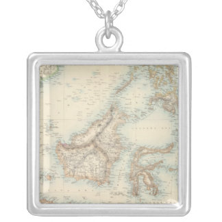 Indian Archipelago Silver Plated Necklace