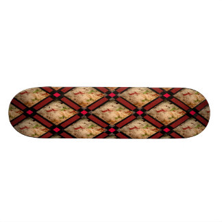 Indian Art Skateboard