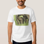 Indian / Asian Elephant and young one,Corbett 2 Tee Shirt