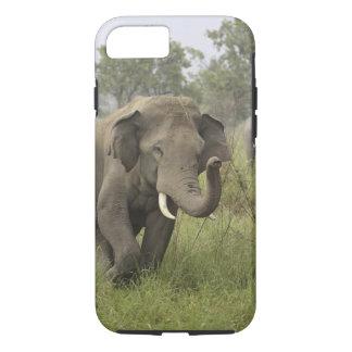 Indian / Asian Elephant greeting,Corbett iPhone 8/7 Case