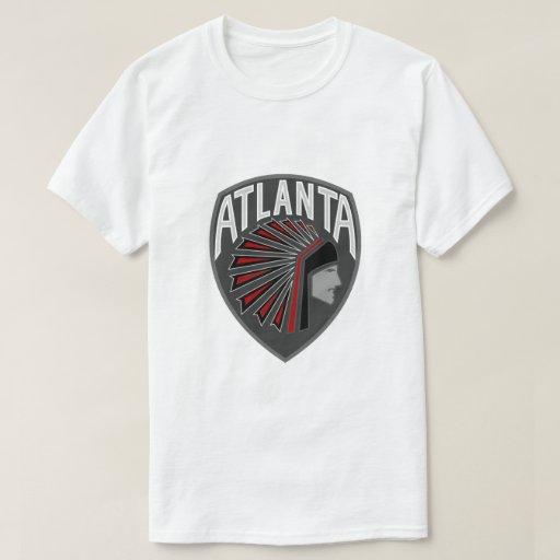 Indian Atlanta T Shirt Zazzle