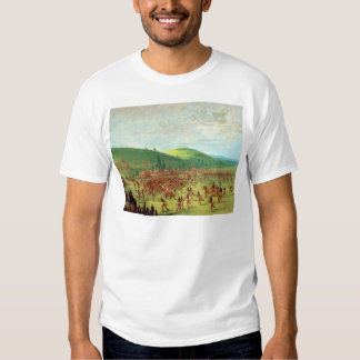 Indian Ball Game T Shirt