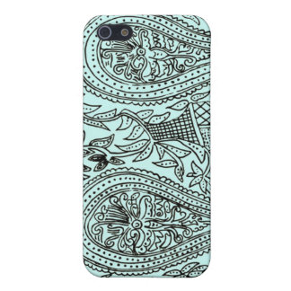 Indian Batik pattern iPhone cover case Cover For iPhone 5/5S