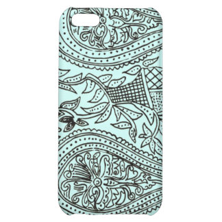 Indian Batik pattern iPhone cover case Case For iPhone 5C