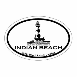 Indian Beach. Cut Outs