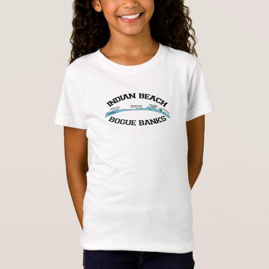 Indian Beach. T-Shirt