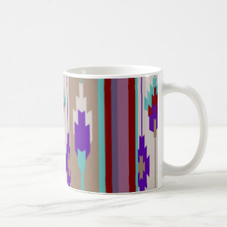 Indian Blanket Mug - Native American Style 15oz
