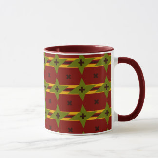 Indian Blanket Style Mug