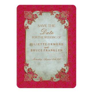 Indian Bride - Invitation Card
