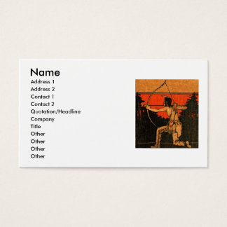 Indian Business Card