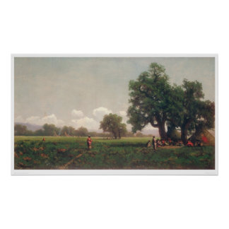 Indian Camps (0716A) Poster