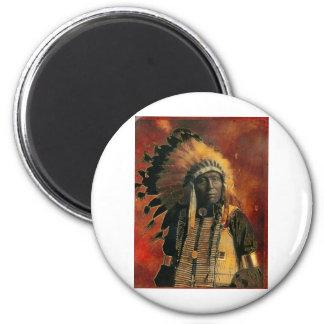 Indian_Chief Imanes Para Frigoríficos