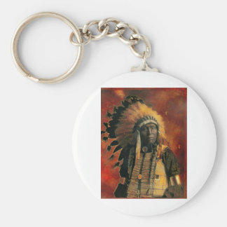 Indian_Chief Keychain