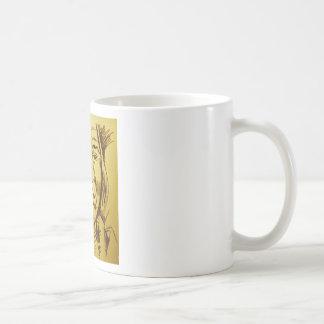 Indian Chief Pencil Sketch Mug