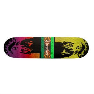 Indian Chief skateboard