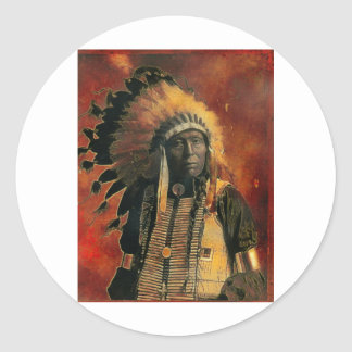 Indian_Chief Stickers