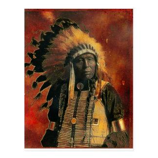 Indian_Chief Tarjetas Postales