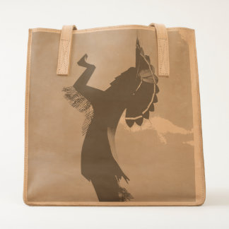 Indian Chief Tote