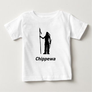 Indian Chippewa Baby T-Shirt