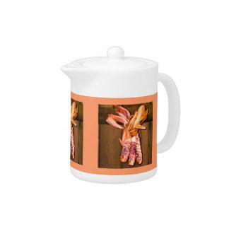 Indian Corn 11 oz. Tea Pot