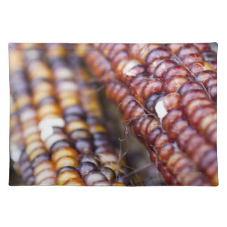 Indian Corn at the Union Square Greenmarket, New Y Placemat
