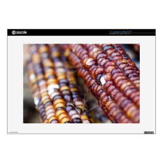 """Indian Corn at the Union Square Greenmarket, New Y Skins For 15"""" Laptops"""