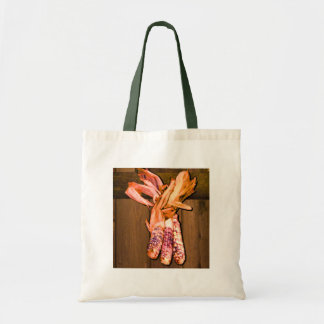 Indian Corn Budget Tote Tote Bags