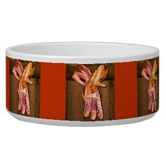 Indian Corn Dog Bowl
