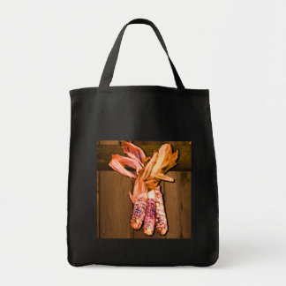Indian Corn Grocery Tote Tote Bag