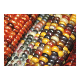 Indian Corn on the Cob Variety Invitation