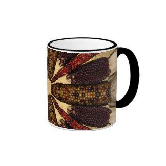 Indian Corn Star Mugs