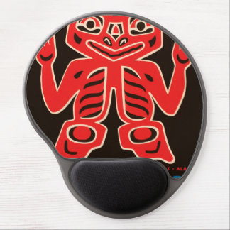 Indian Court, Federal Building Gel Mouse Pad