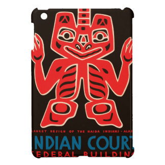 Indian Court, Federal Building iPad Mini Cases