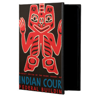 Indian Court, Federal Building Powis iPad Air 2 Case