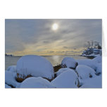 Indian Cove Notecard Greeting Card