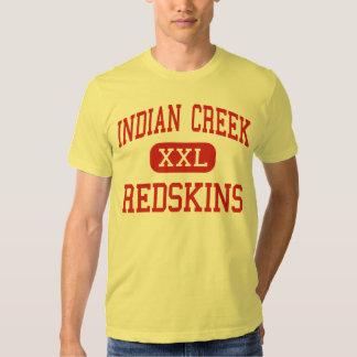 Indian Creek - Redskins - High - Wintersville Ohio Shirts