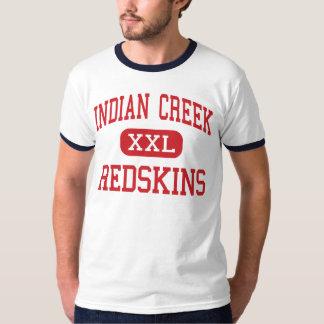 Indian Creek - Redskins - High - Wintersville Ohio T Shirt