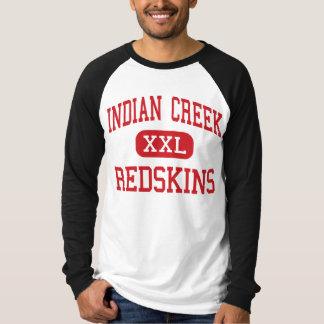 Indian Creek - Redskins - Junior - Mingo Junction Tshirts