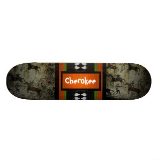 Indian customizable text skate board decks
