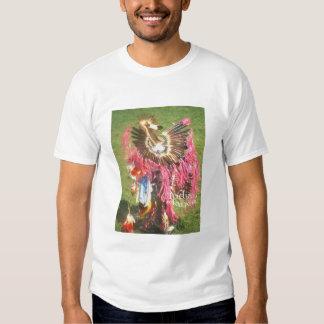 Indian Dance in full dress t-shirt