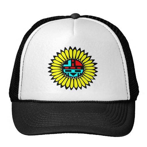 Indian Dance Shield Trucker Hat