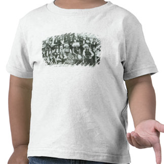 Indian delegation of Sioux leaders in Washington D T-shirt