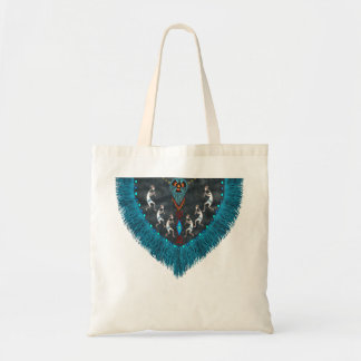 Indian Design Handbag Tote Bag