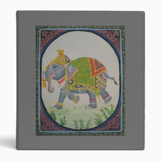 Indian Elephant Binder