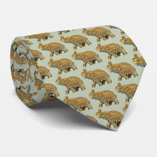Indian Elephant Tie
