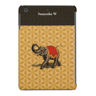Indian Elephant w/Red Cloth iPad Mini Case