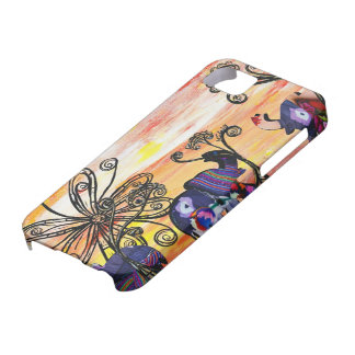 Indian Elephants Case-Mate Barely There iPhone 5 Cases