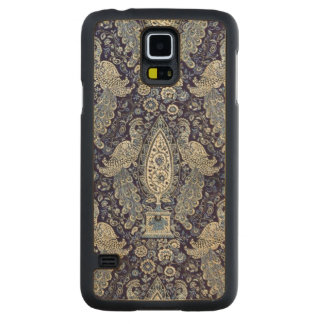 Indian Empress Carved Maple Galaxy S5 Case
