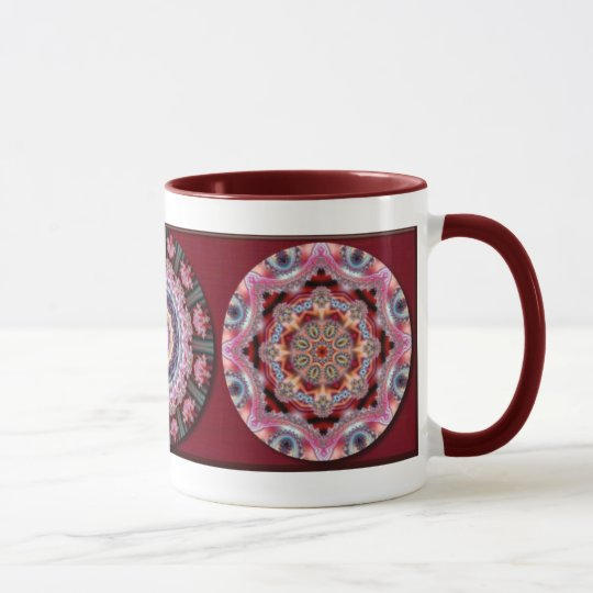 Indian Fantasy Triple 3 Mug