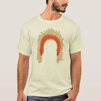indian feathers T-Shirt